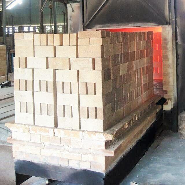 Pabrik Bata Tahan Api & Semen Mortar Tahan Api