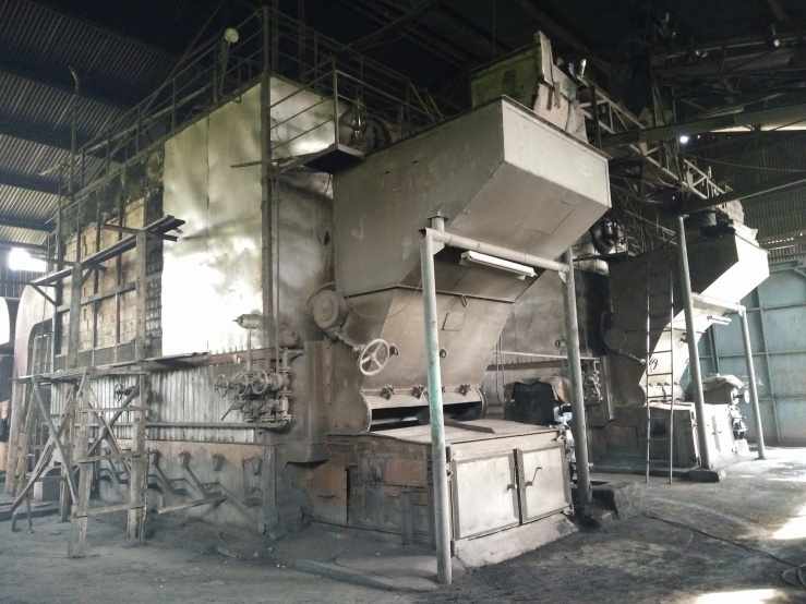 Pasang Bata Tahan Api & Castable Boiler
