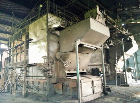 Refractory Fire Brick & Castable Boiler Furnace