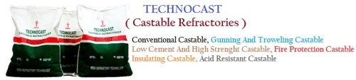 TECHNOCAST CASTABLE REFRACTORIES