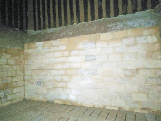 Lining Fire Brick