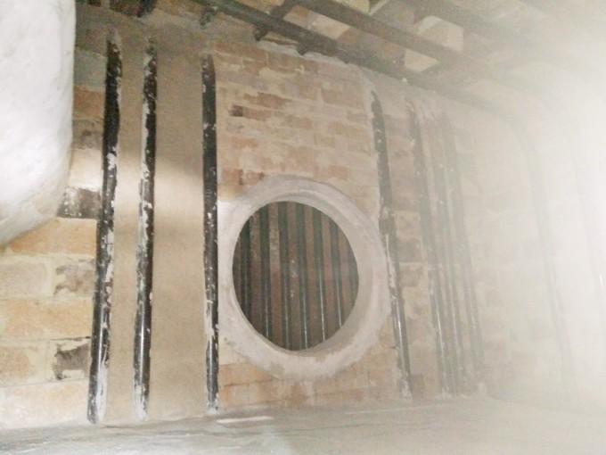 Instalasi Refractory Boiler Chain Grade