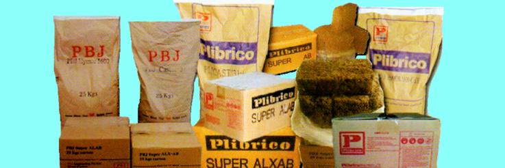 Plastik Ramming Plibrico Super AB