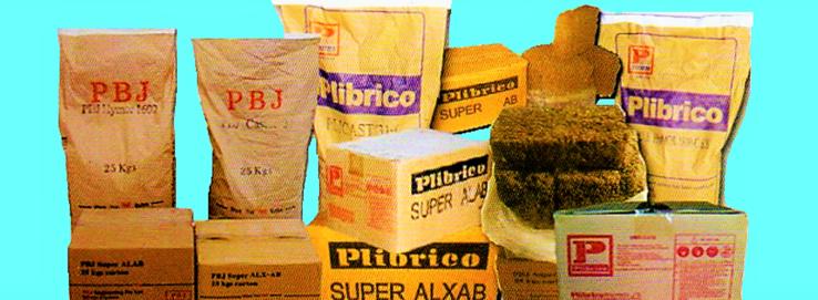 Plibrico Plastik Ramming Super AL AB