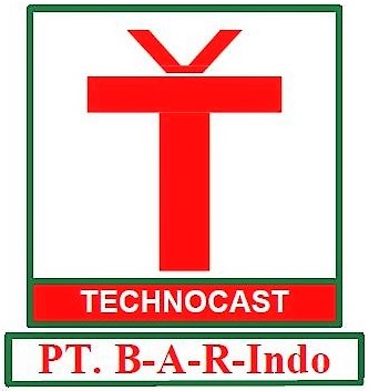 Gunning Castable Tahan Api GNC 60T/Technocast Castable GNC ...