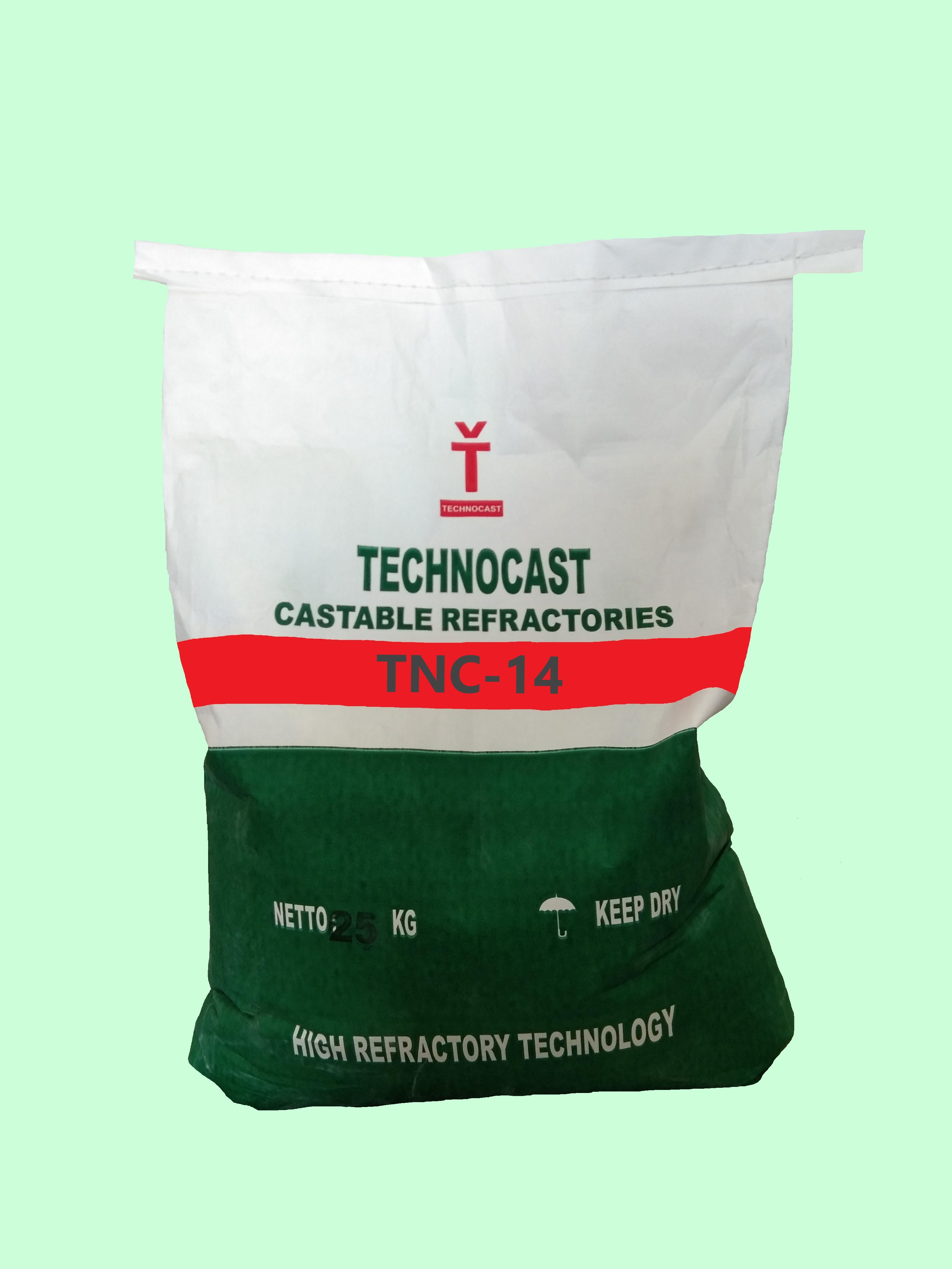 Technocast Castable TNC14/Castable C14