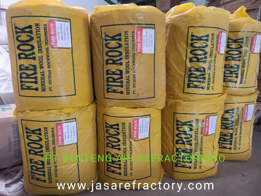Jual Rockwool Blanket di Surabaya