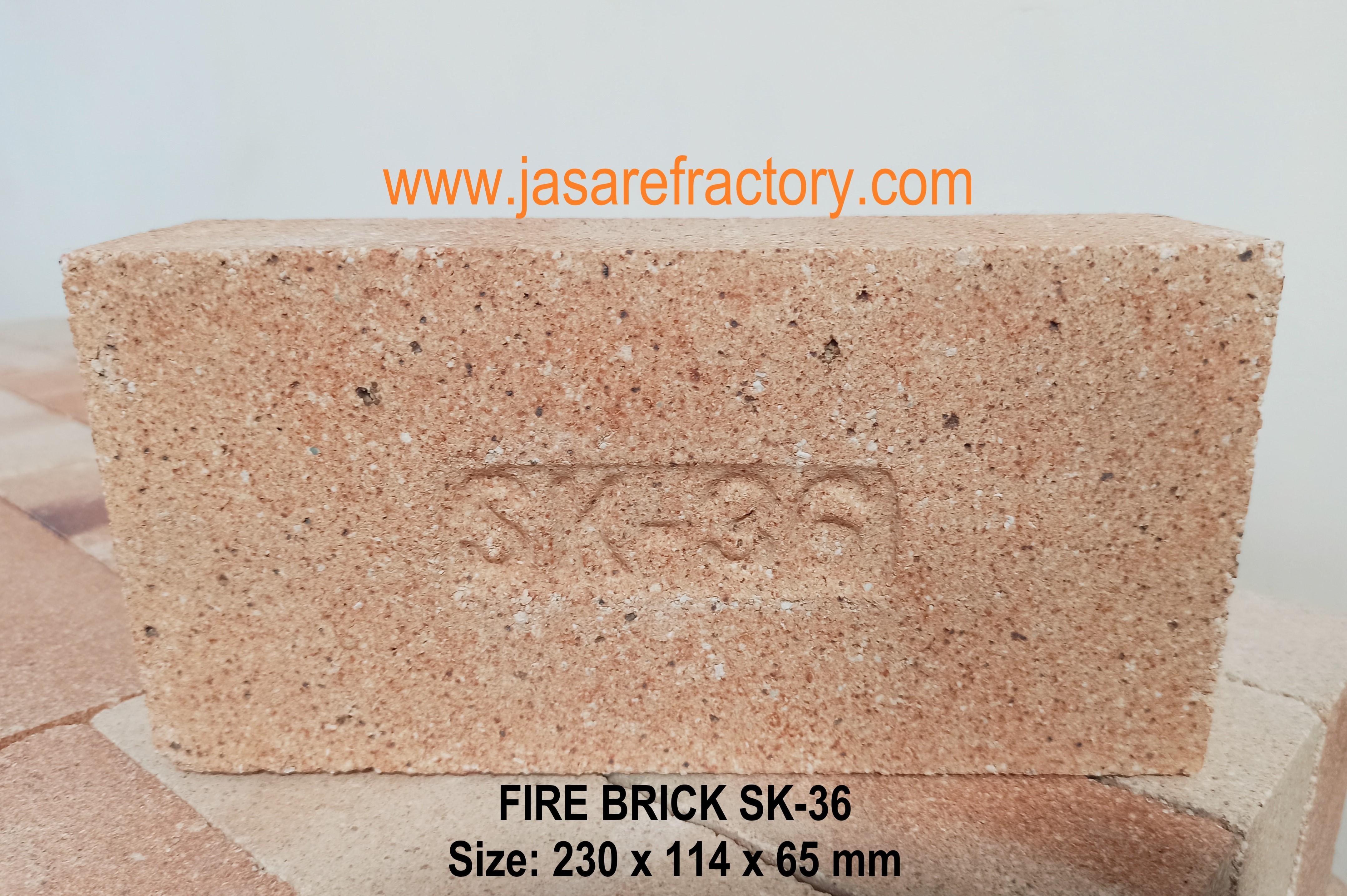 Bata Api Sk36-PT Benteng Api Refractorindo